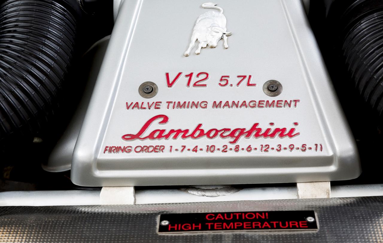 1999 Lamborghini Diablo Sv Zagame Collection